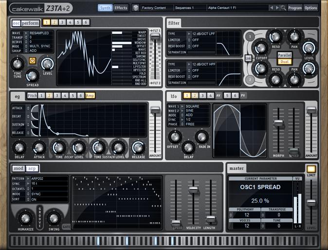 Z3TA-2-interface